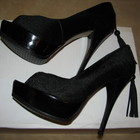 Нові стильні шикарні шкіряні туфлі Carvela Оригінал Бразилія р.38 стелька 24 см