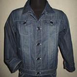 Легенькая джинсовяа куртка Marks&Spencer мальчику на 3-4,5 года