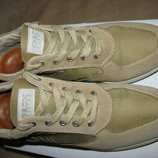 Туфлі шкіряні дихаючі,комфортні GEOX RESPIRA оригінал р.40 стелька 26 см