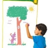 Коврик для рисования Doodle Magic Crayola
