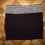 Стильная эластичная юбка Hooch девочке на 8-9 лет