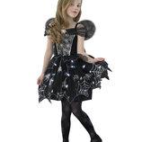 Ніч, Відьмочка, павучок, баба Яга, Хелоуін, ведьмочка, фея ночи на 2-5, 6-9, 9-13 років - Позняки