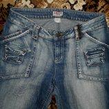 Красивые джинсы р. 44-46 RAINBOW collection