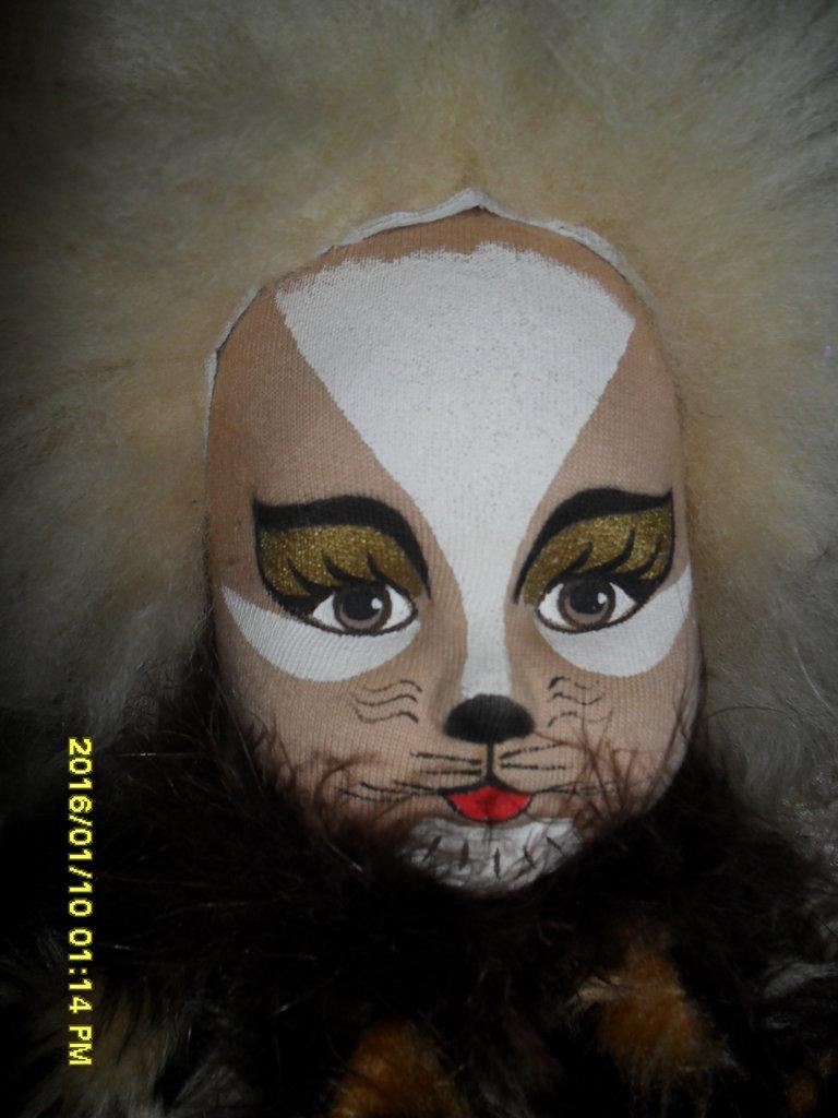 Реалистичная кукла юля 19 фотография