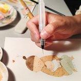 Кисти кисточки кисть для рисования каллиграфии творчества пензлик для малювання каліграфії акварель