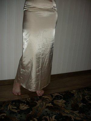 юбка шёлк