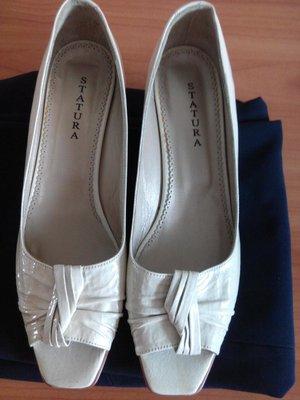 лаковые туфли 41 р. дл.по стельки 27 см