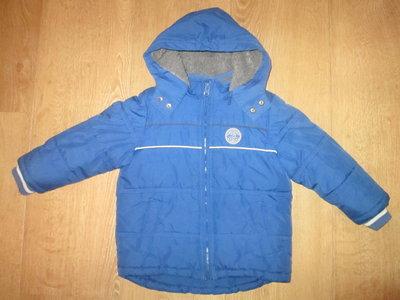 Демисезонная куртка курточка TU 3-4г