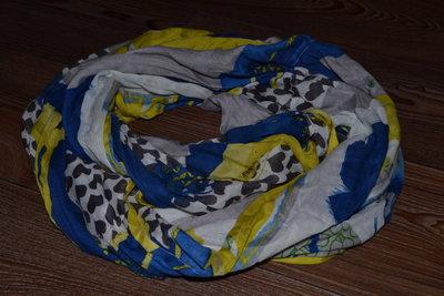 Обьемный шарф супер