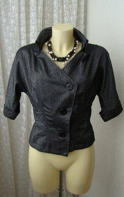 Пиджак элегантный модный Pompa р.44 7157