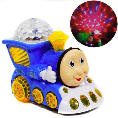 Проектор Паровозик Томас Light train.