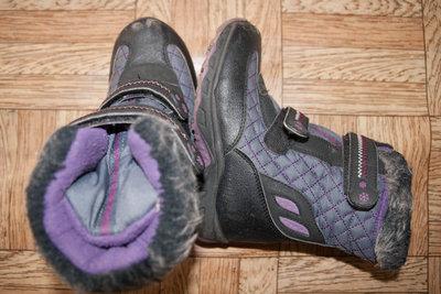 зимние ботинки 26-31 р р