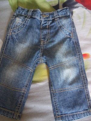 джинсы на мальчика George 3-6 месяцев