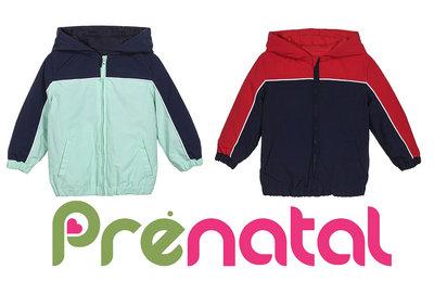 Куртка трансформер для малыша 3-18 мес фирмы Prenatal Италия