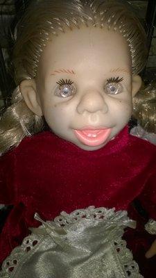 alina toys винтажная коллекционная характерная кукла,днепр