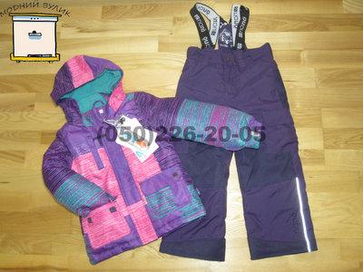 Зимовий дитячий комбінезон 284 m f14 purple Тм Nano Канада зимний детский термо комбинезон Нано