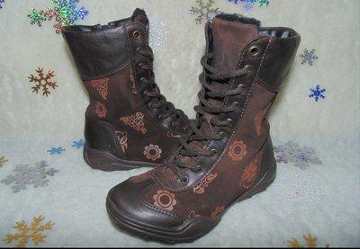 Гламурные сапожки 28р,ст 18,5см.Мега выбор обуви и одежды