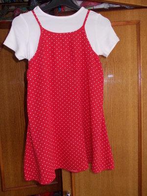 Яскраве плаття на доню