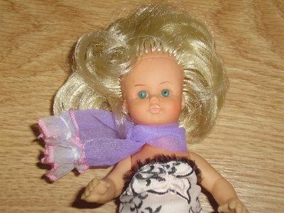 роскошная редкий молд винтажная куколка Ari Германия оригинал клеймо 18 см