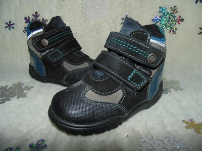 Термоботинки Daumling 23р,ст 15 см.Мега выбор обуви и одежды