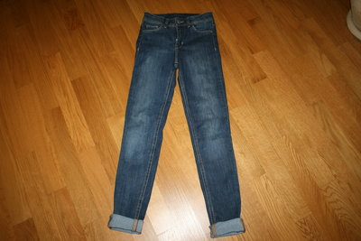Продам нові джинси скінні регуляр Denim by H&M на зріст до 160 см