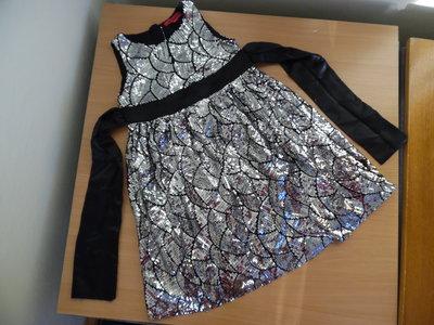 Платье девочке 5-6 лет рост 116 см Girl2Girl герл2герл