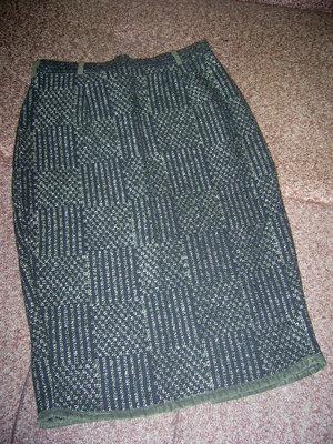 Женская юбка на осень