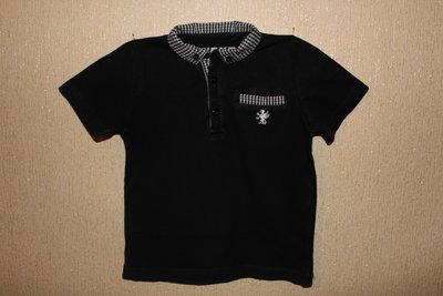 Стильная футболка-поло Next для юного модника