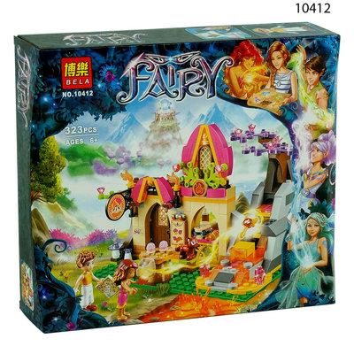 Конструктор Bela Fairy аналог Lego 10412 10413 10409 Elves лего феи эльфы