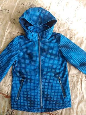 Курточка softshell Dopodopo на 7-8 лет. 128 см
