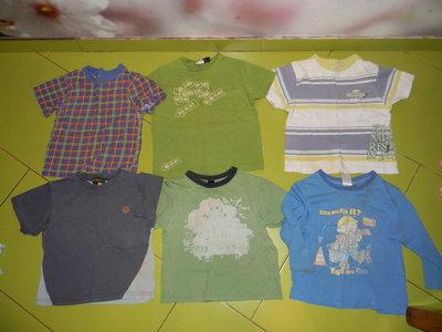 футболки для дома на мальчика 2-4 года