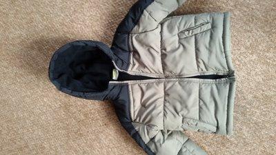 зимняя куртка 4-5лет crazy 8